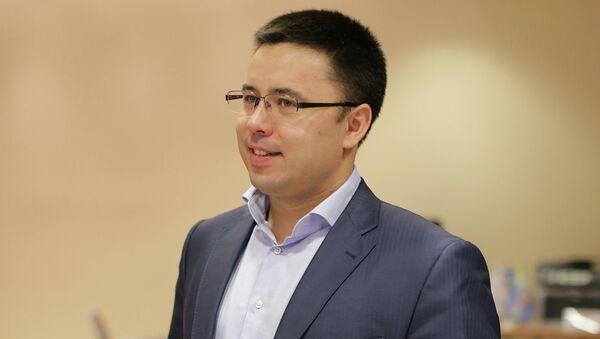 Руководитель управления специальных проектов ЦИР Сергей Тихонов