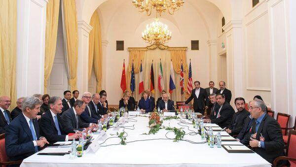 Переговоры по иранской ядерной проблеме в Вене