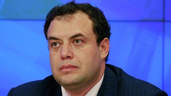 Член Совета по правам человека при президенте России Александр Брод