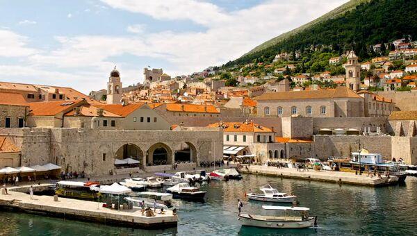 Хорватия в Timelapse: Сделано в Дубровнике