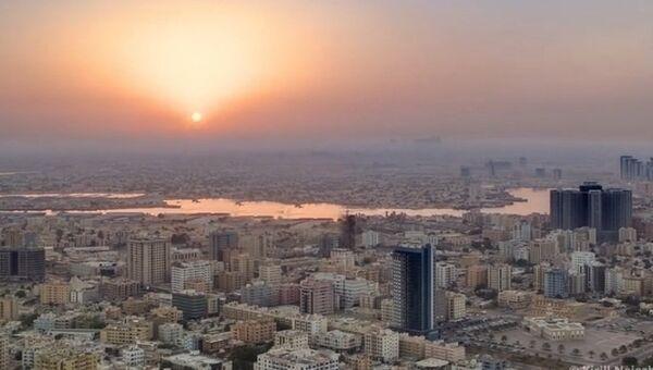 Чарующий Восток, или Арабские Эмираты в замедленной съемке