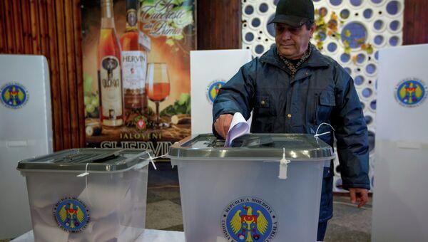 Парламентские выборы в Молдавии