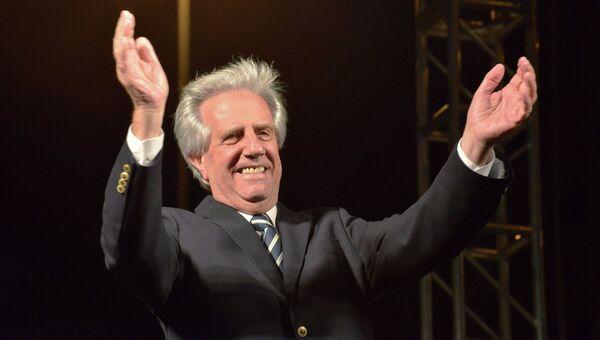 Кандидат в президенты Уругвая Табаре Васкес
