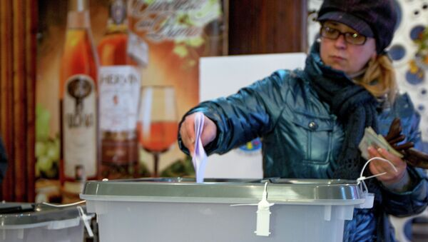 Парламентские выборы в Молдавии, архивное фото