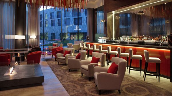 Первый отель бренда DoubleTree by Hilton открылся в Москве