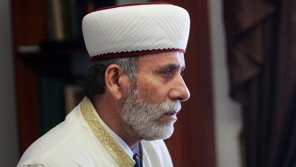 Муфтий мусульман Крыма Эмирали Аблаев. Архивное фото