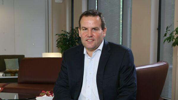 Вице-президент по развитию компании в Турции, России и странах Восточной Европы Майкл Коллини