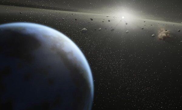 Астероиды в орбите. Архив