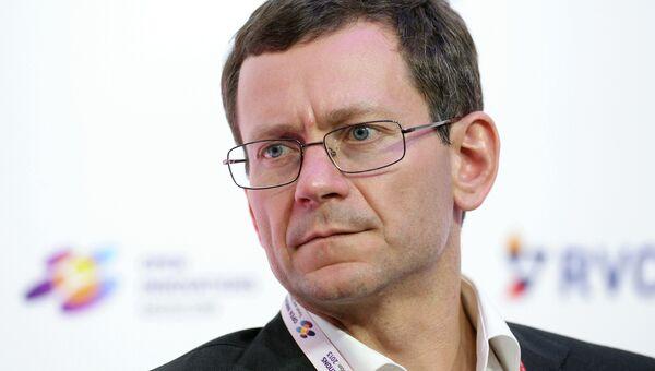Генеральный директор Центра инновационного развития Москвы Константин Фокин