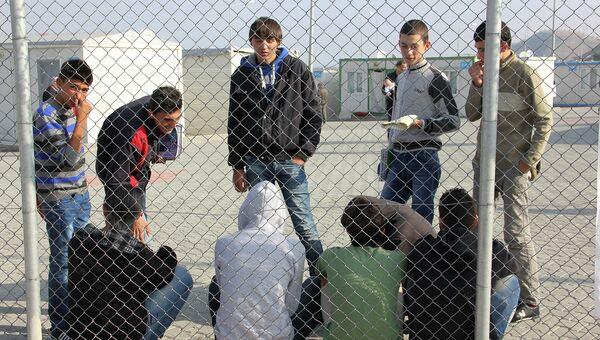 Лагерь сирийских беженев на юге Турции. Архивное фото