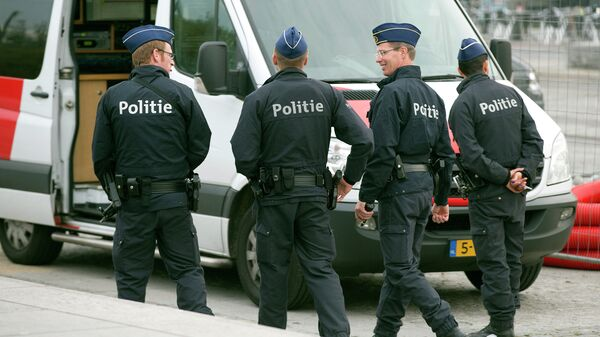 Полиция Бельгии. Архивное фото