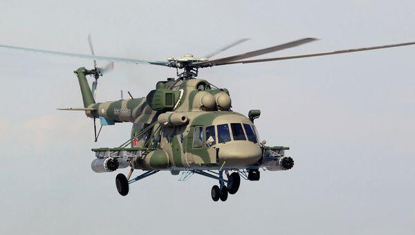 Вертолет Ми-8АМТШ-В