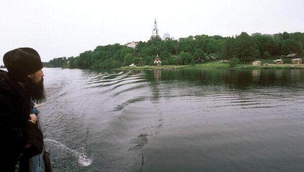Остров Валаам в Карелии
