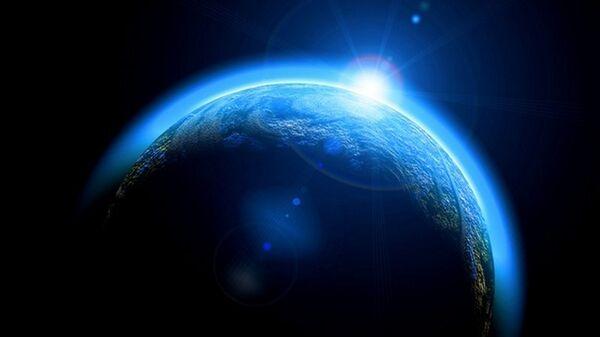 Вид из космоса. Архивное фото