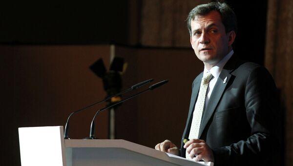 Директор департамента организации работы со СМИ оргкомитета Сочи 2014 Михаил Демин
