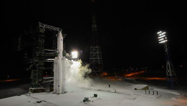 Ракета тяжелого класса Ангара-А5, архивное фото