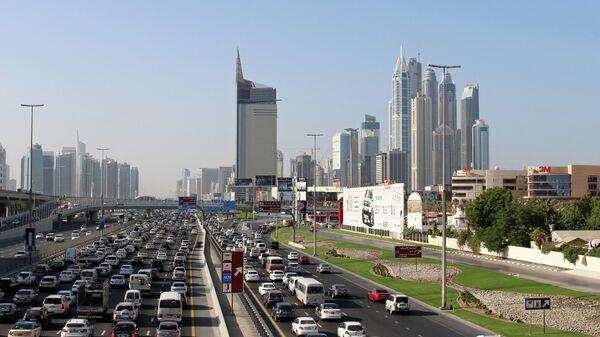 Вид на Дубай. Архивное фото