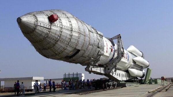 Ракета-носитель Ангара-А5. Архивное фото
