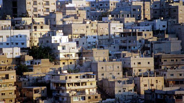 Столица Иордании Амман, архивное фото