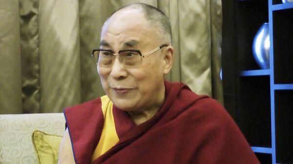 Далай-лама XIV Тензин Гьяцо. Архивное фото