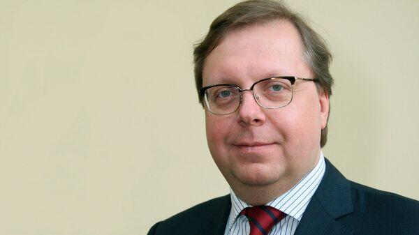 Торговый представитель РФ в Италии Игорь Караваев. Архивное фото