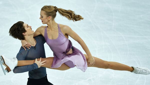 Александра Степанова и Иван Букин. Архивное фото