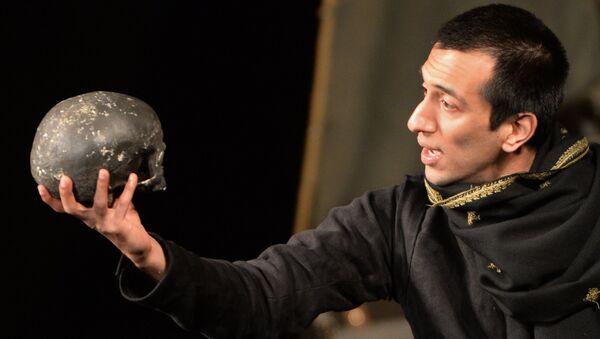 Показ спектакля Гамлет в рамках Международного театрального фестиваля имени А.П.Чехова