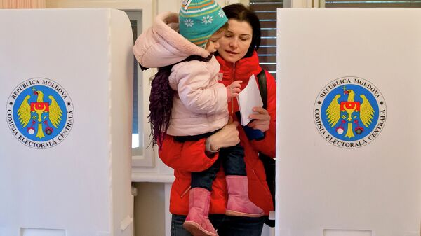 Парламентские выборы в Молдавии. Ноябрь 2014