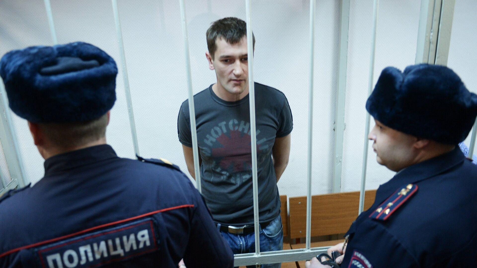 Оглашение приговора братьям Навальным в Замоскворецком суде - РИА Новости, 1920, 29.01.2021