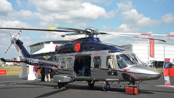 Вертолет AW189. Архивное фото