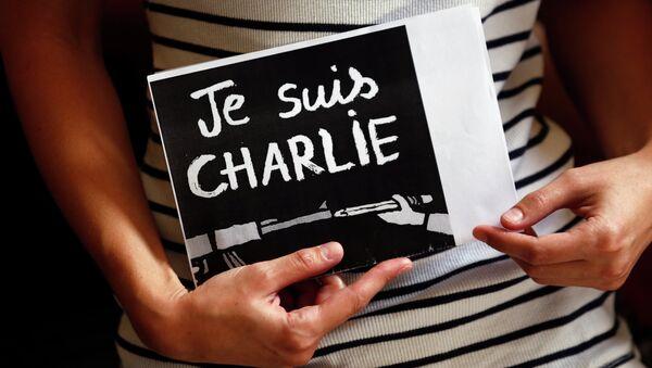 Митинги, посвященные теракту в Париже