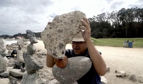 Повелитель камней, или Чудеса балансировки