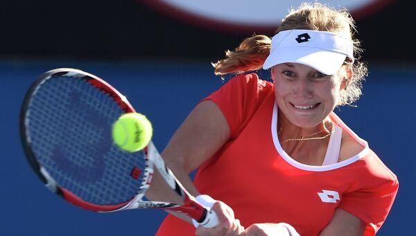 Российская теннисистка Екатерина Макарова. Архивное фото