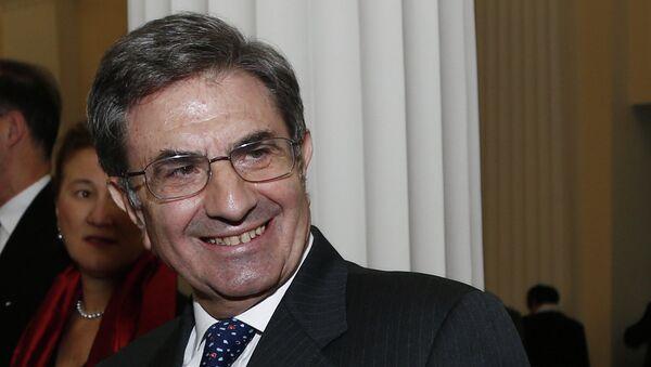 Председатель Совета директоров Банка Интеза Антонио Фаллико. Архивное фото