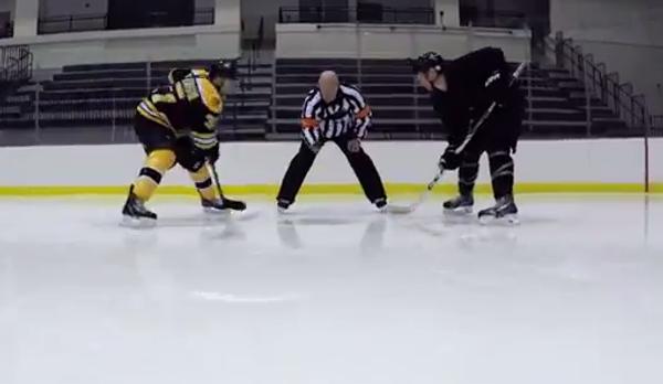 Почувствуй себя игроком НХЛ