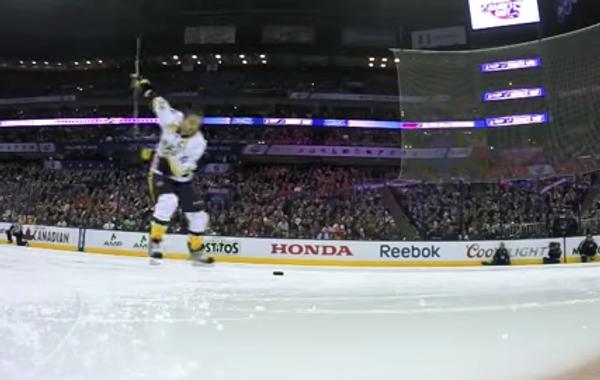 Звездный уик-энд глазами игрока НХЛ