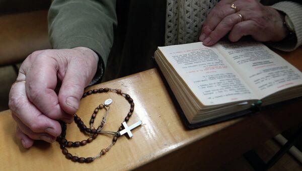 Католик, архивное фото