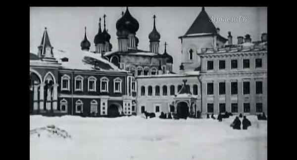 Хроники дореволюционной Москвы