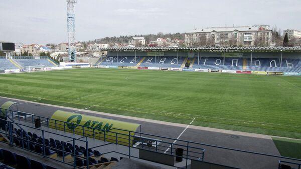 СКС-Арена — футбольный стадион в городе Севастополь. Архивное фото