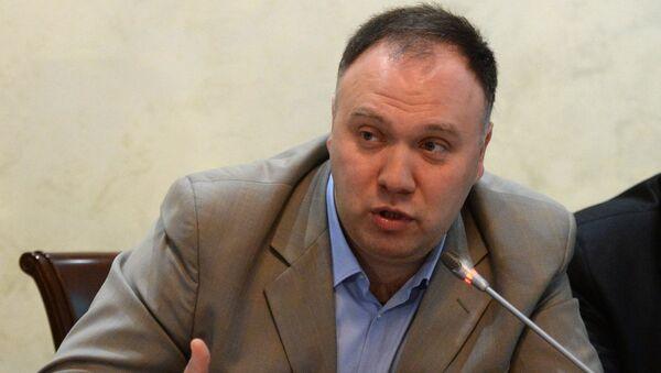 Член совета Общественной палаты Российской Федерации Георгий Федоров. Архивное фото