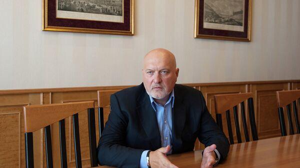 Президент Федеральной палаты адвокатов Юрий Пилипенко. Архивное фото