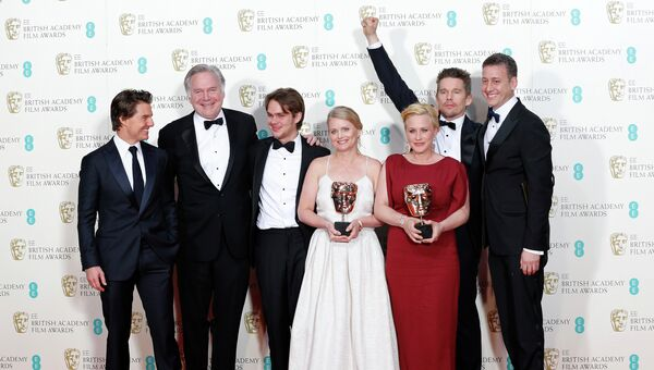 Победители премии BAFTA за лучший фильм-2015 Отрочество
