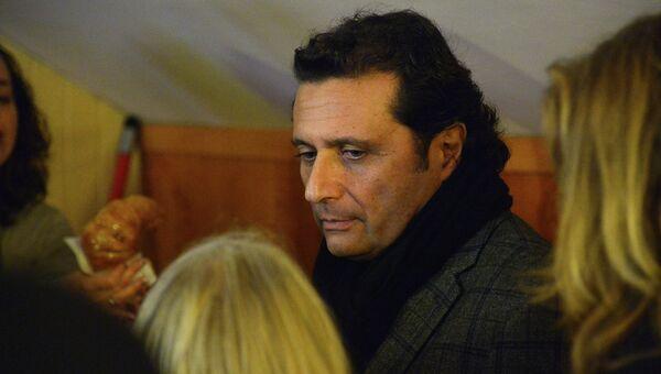Бывший капитан Costa Concordia Франческо Скеттино суде 9 февраля 2015