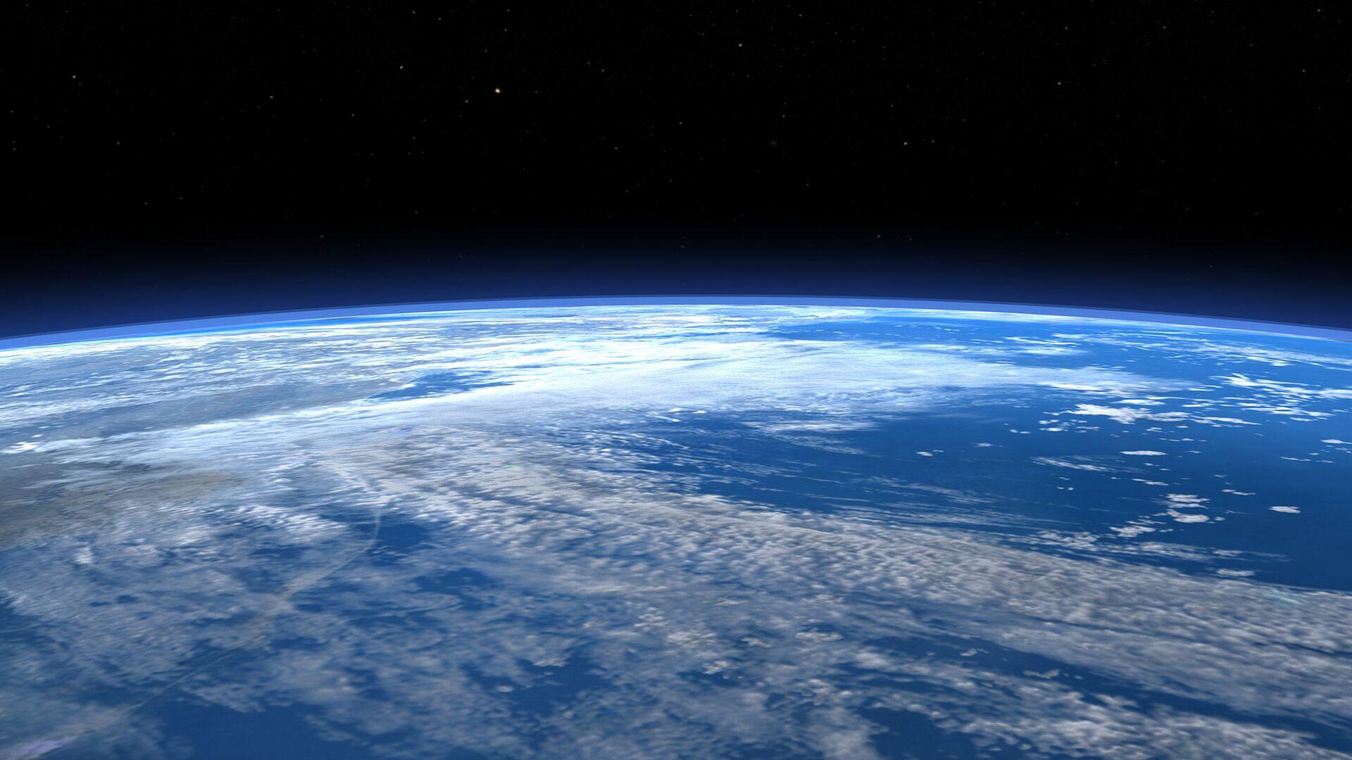 Вид на планету Земля из космоса - РИА Новости, 1920, 14.06.2021