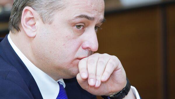 Глава администрации Нижнего Новгорода Олег Кондрашов. Архивное фото