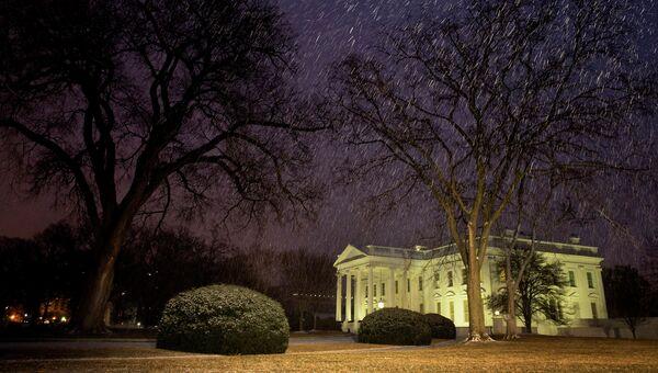 Белый дом в Вашигтоне, архивное фото
