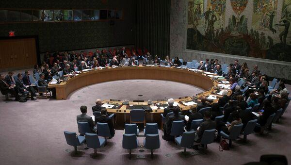 Заседание Совбеза ООН 18 февраля 2015