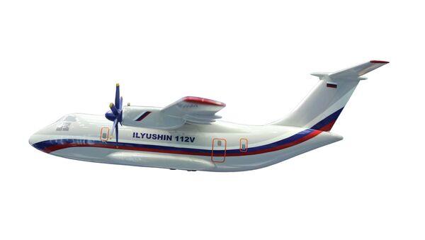 Cамолет Ил-112В