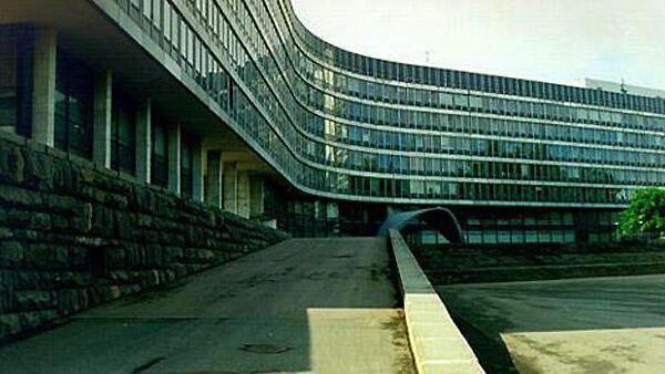 Штаб-квартира СВР России. архивное фото