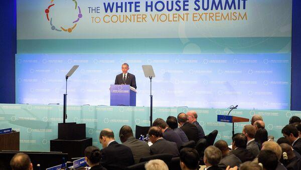 Саммит по борьбе с экстремизмом в США